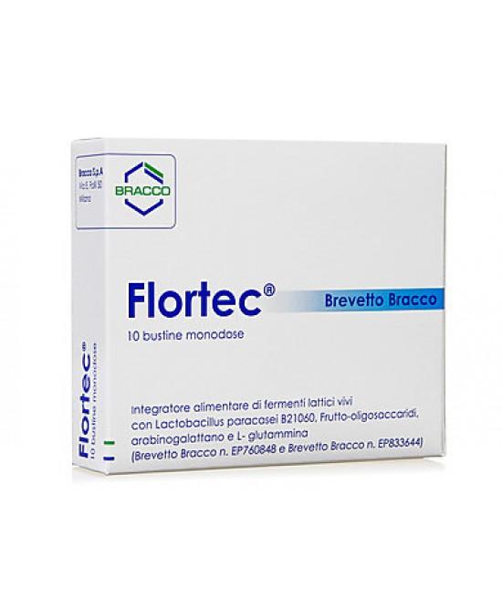 Flortec Integratore Alimentare 10 Bustine - Farmacia 33