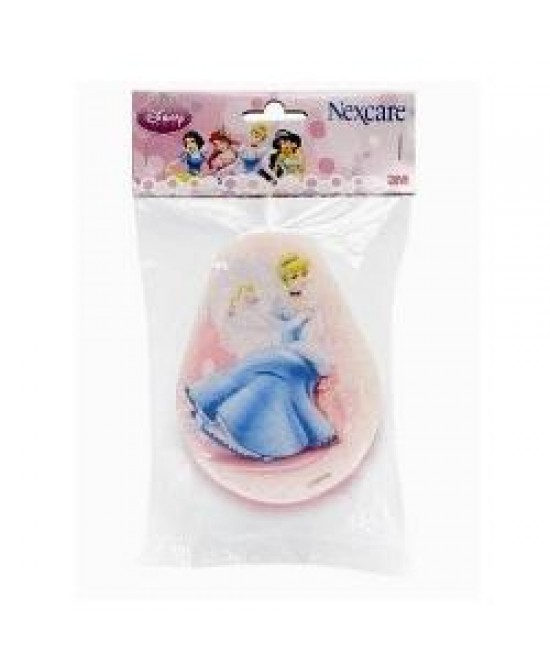 Nexcare Baby Sponge Principess - FARMAEMPORIO