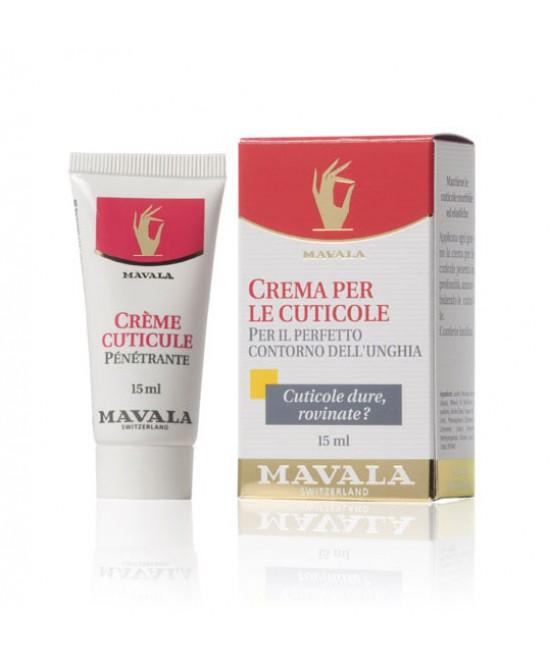 Mavala Crema Per Le Cuticole Per Il Perfetto Contorno Dell'Unghia15ml - Parafarmaciabenessere.it