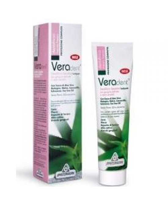 Specchiasol Dentifricio Veradent Sensitive 100ML - La tua farmacia online