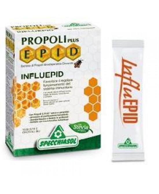 Specchiasol Propoli EPID Influepid 10 Bustine Orosolubili - La tua farmacia online