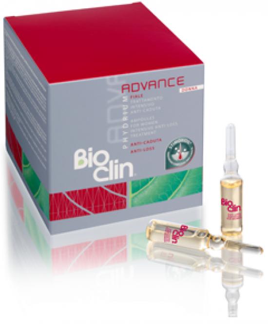 Bioclin Phydrium-Advance Fiale Donna Trattamento Intensivo Anticaduta 15 Fiale da 5ml - FARMAPRIME