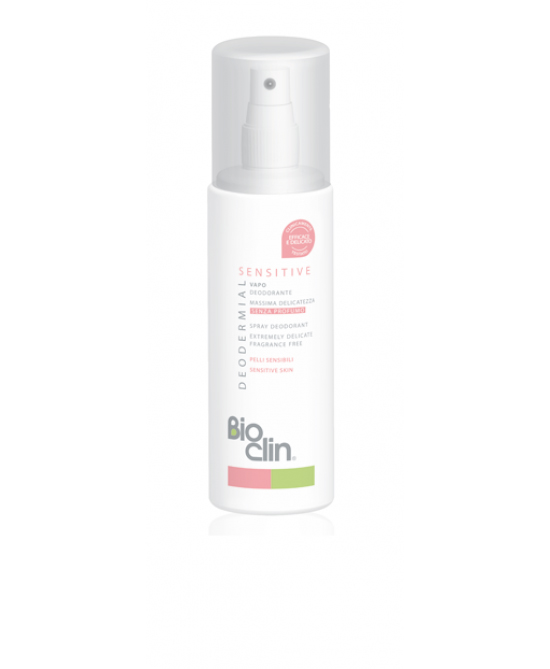 BioClin Deodermial Sensitive Vapo Senza Profumo 100ml - Farmacento