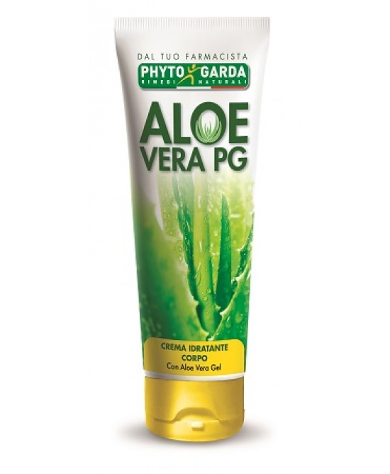Aloe Vera PG Crema 125ml - Parafarmaciabenessere.it