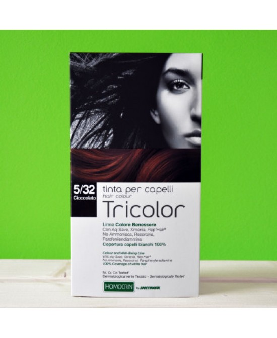 Specchiasol Tricolor Tinta Per Capelli - Cioccolato 5/32 - La tua farmacia online
