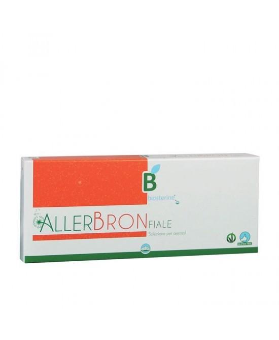 AllerBron Biosterine 10 Fiale x5ml - Farmalandia