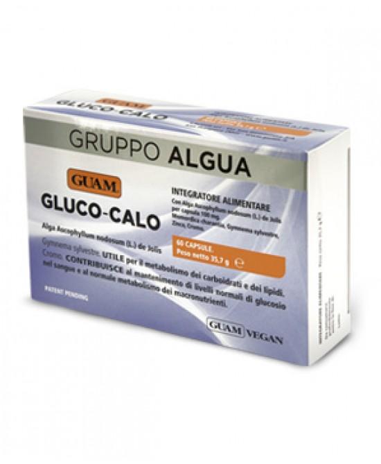 Guam Gluco-Calo Integratore Alimentare Metabolismo 60 Compresse - La tua farmacia online