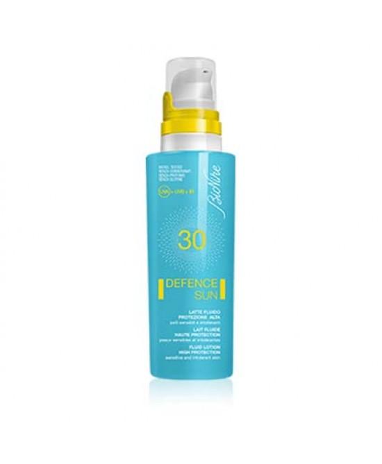 BioNike Defence Sun Spf30 Latte Fluido Protezione Alta 125ml - Farmabravo.it
