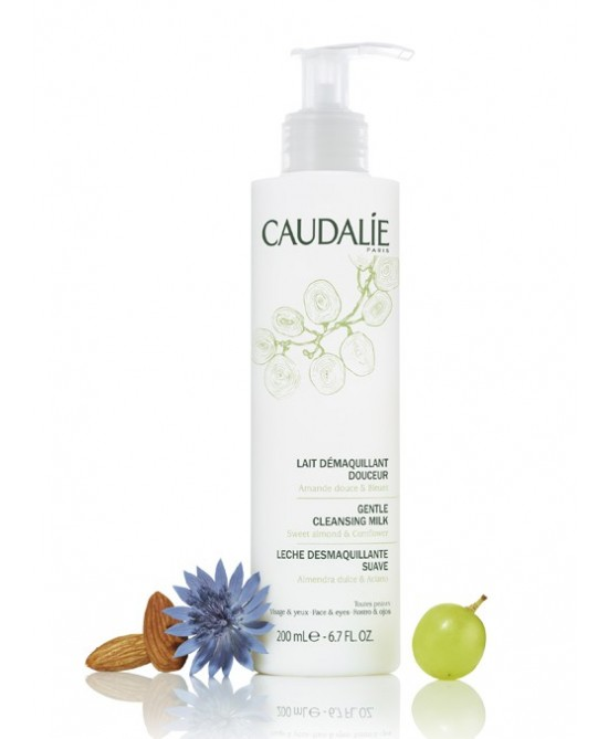 Caudalie Lait Demaquillant Soin Doux Latte Struccante Delicato 400ml - Farmastar.it