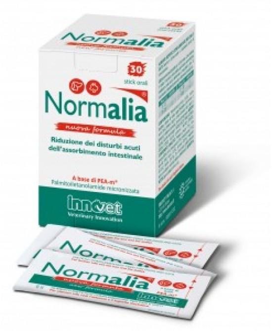 Normalia Nuova Formula Integratore Alimentare Per Cani E Gatti 10 Stick Orali - Farmacento