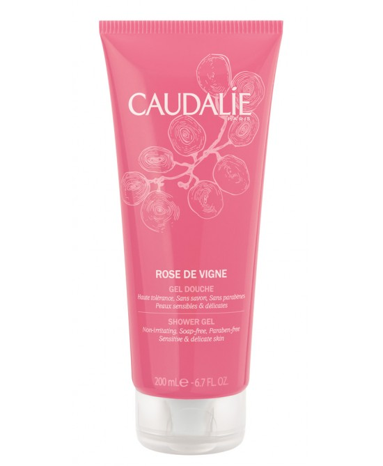 Caudalie Rose De Vigne Gel Doccia 200ml - Farmastar.it