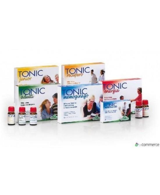 Specchiasol Tonic Energia Integratore Alimentare 12 Flaconi - La tua farmacia online