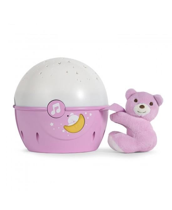 Chicco Gioco Proiettore Orso Colore Rosa - FARMAEMPORIO