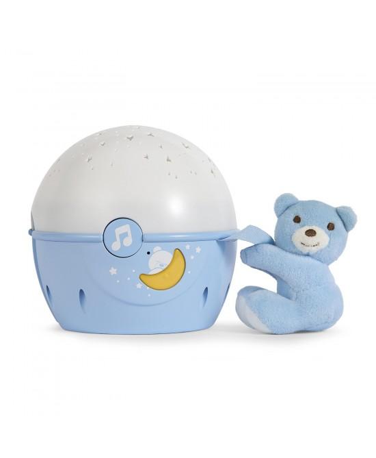 Chicco Gioco Proiettore Orso Colore Azzurro - FARMAEMPORIO