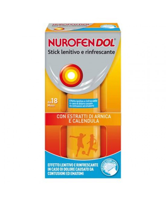 Nurofen Dol Stick Lenitivo E Rinfrescante 14ml - Farmacento