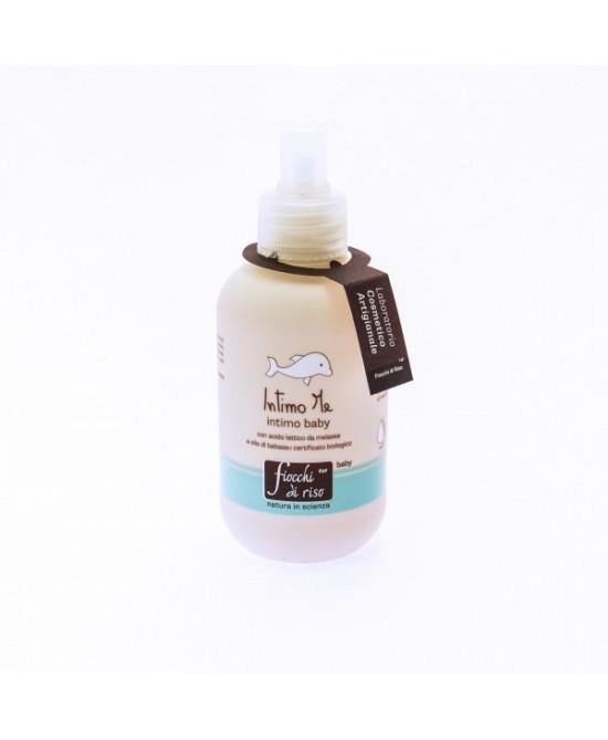 Fiocchi Di Riso Intimo Me Intimo Baby Detergente Flacone 250ml - Farmacento