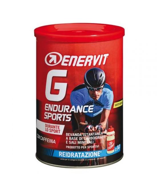 Enervit G Endurance Sports Granulato Istantaneo Gusto Agrumi 420g - Farmacia 33