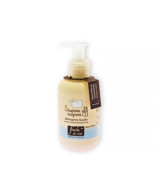 Fiocchi Di Riso Sapone Off Detergente Liquido 250ml - Farmawing