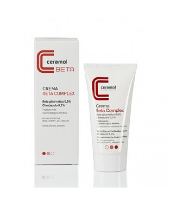 Ceramol Beta Crema BetaComplex 50ml - Farmamille
