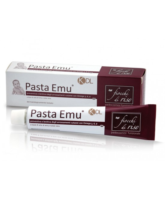 Fiocchi Di Riso Pasta Emu 30ml - Farmastar.it