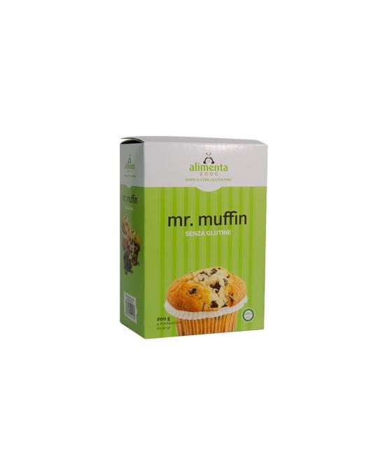 Alimnta 2000 Mr Muffin Senza Glutine 200g - farma-store.it