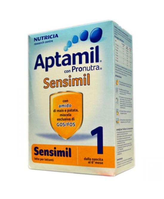 Aptamil Sensimil 1 Latte In Polvere 2x300g - Farmacia 33