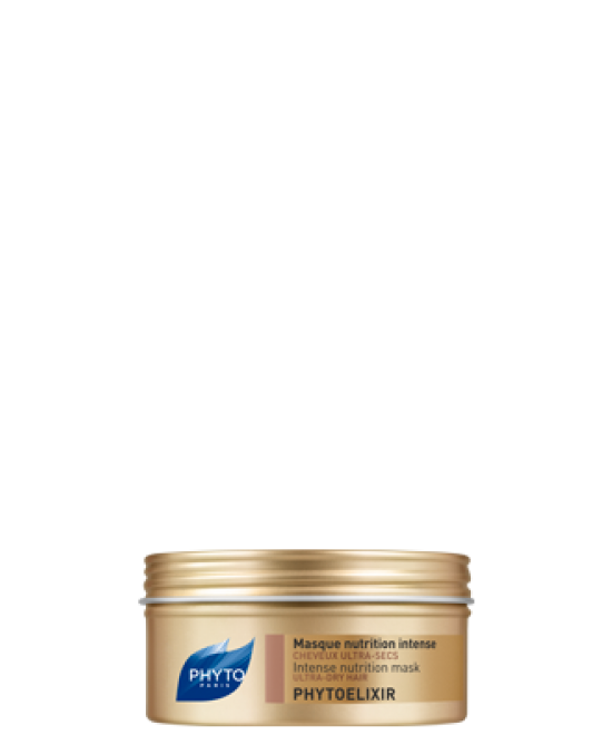 Phyto Phytoelixir Maschera Nutrizione Intensa 200ml - Farmacia 33