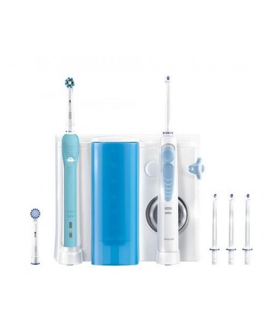 Oral-B Oral Center Water OC16 Spazzolino Elettrico PC 1000 + Idropulsore MD 16 - Farmacia 33
