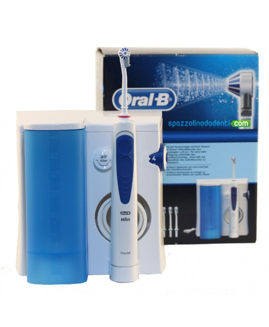 Oral B OxyJet MD20 Professional Care Idropulsore - Farmacento