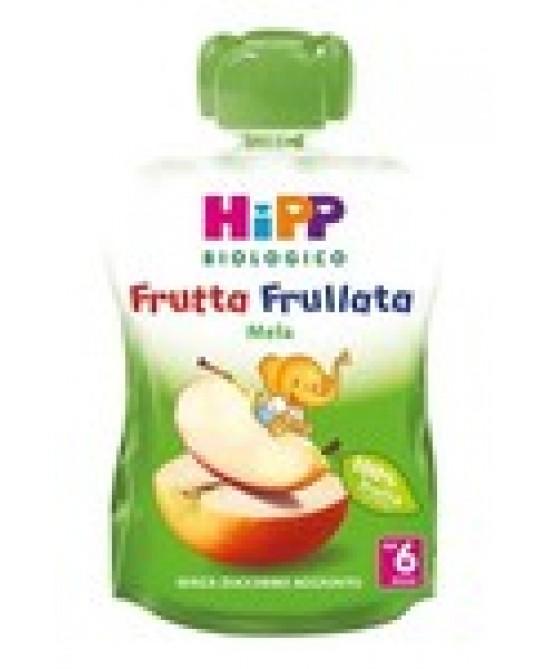 HiPP Biologico Frutta Frullata Mela 90g - Farmamille