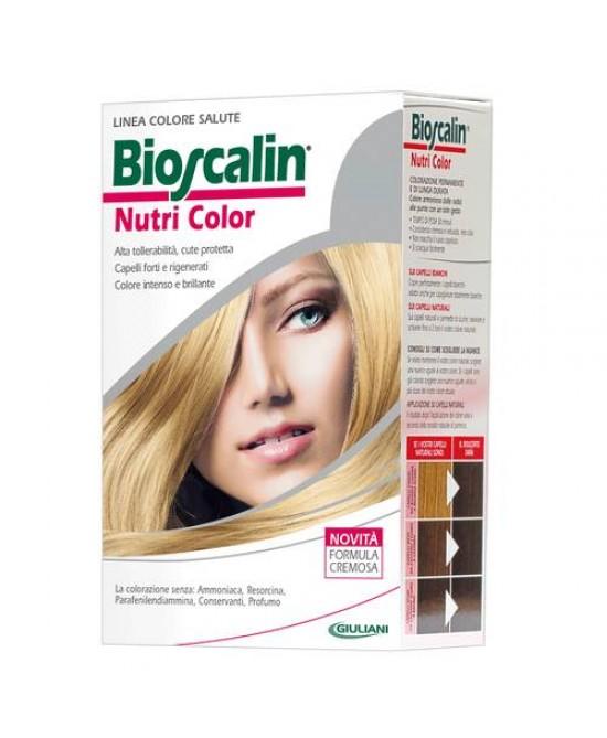 Bioscalin NutriColor Tintura Per Capelli Colore 9 Biondo Chiarissimo - Farmabravo.it