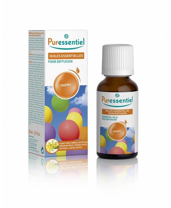 Puressentiel Diffusione Miscela Happy 30ml - Farmacia 33