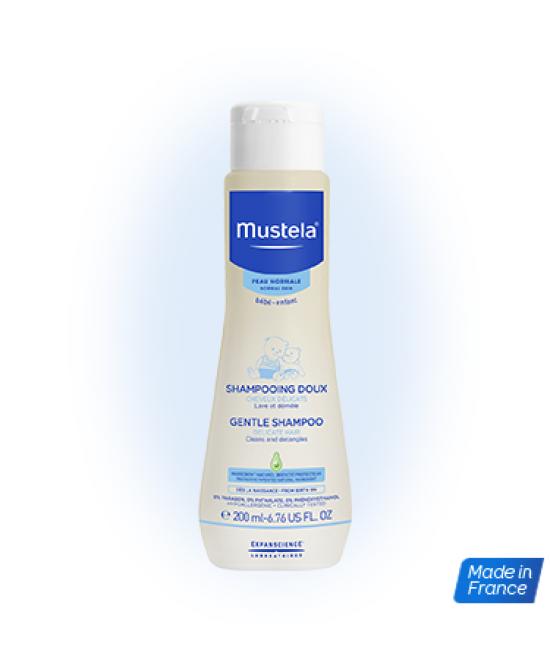 Mustela Shampoo Dolce 500ml - Farmacia 33