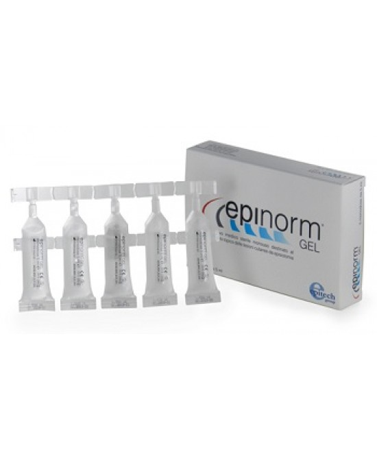 Epinorm Gel 5 Monodose 5ml - Farmacia 33