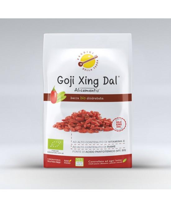 Prodigi Della Terra Goji Xing Dal Alicamentis Bio 190g - Farmawing