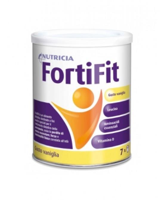 Fortifit Gusto Vaniglia 280 g - Farmalilla