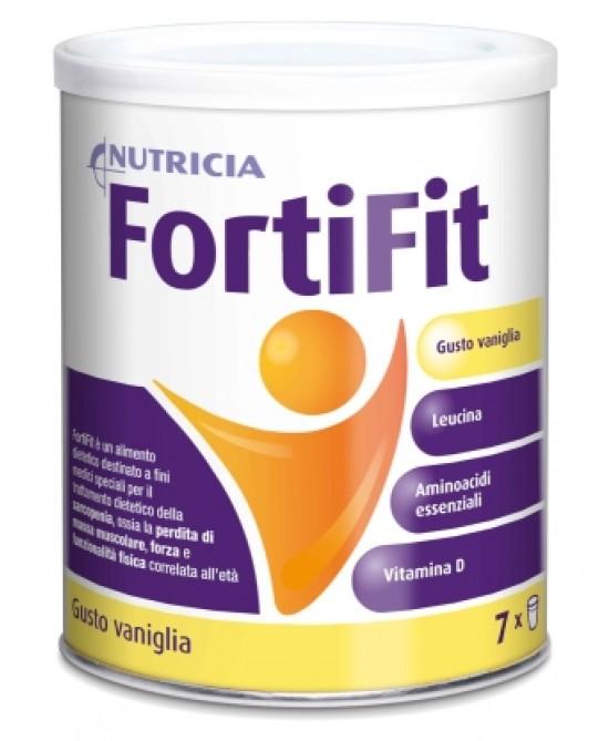 Nutricia Fortifit Integratoe Alimentare Gusto Fragola 280g - Zfarmacia