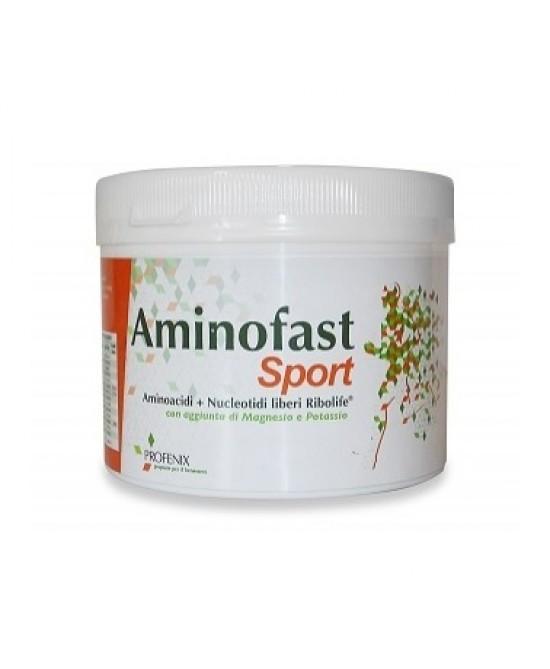 Profenix Aminofast Sport Integratore Alimentare 250g - FARMAEMPORIO