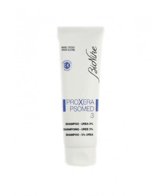 BioNike Proxera Psomed 3 Shampoo Urea 3% 125ml - FARMAEMPORIO