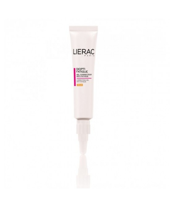 Lierac Dioptifatigue Gel Correttore Anti-Fatica Contorno Occhi 10ml - FARMAEMPORIO