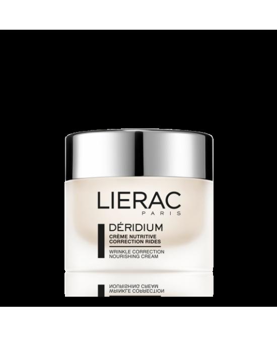 Lierac Déridium Crema Nutriente Rughe 50ml - FARMAEMPORIO