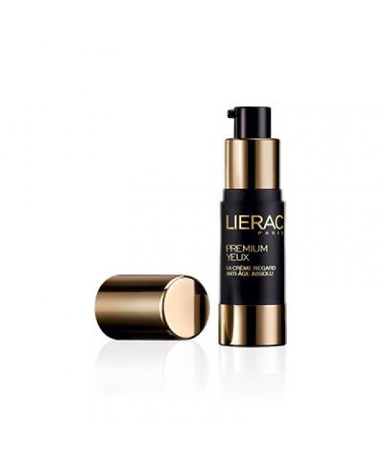 Lierac Premium Yeux Crema Occhi Anti Età 10ml - Farmastar.it