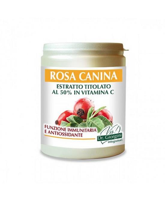 Vis Dr. Giorgini Rosa Canina Estratto In Polvere Integratore Alimentare 500g - FARMAEMPORIO