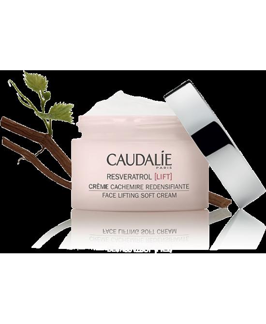 Caudalie Resveratrol Lift Creme Cashmere Ridensificante 50ml - Farmastar.it