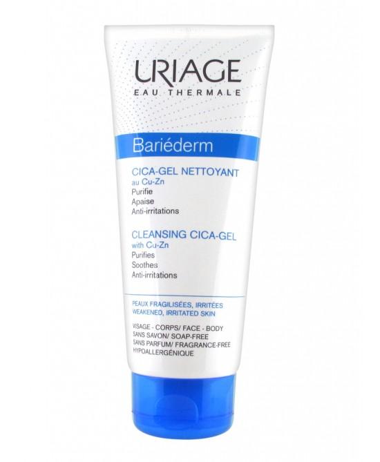 Uriage Bariéderm Cica-Gel Detergente Anti-Irritazioni 200ml - Farmacento