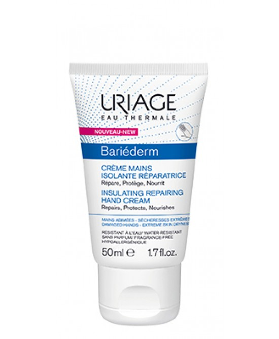 Uriage Bariéderm Crema Mani Isolante Riparatrice 50ml - Farmastar.it