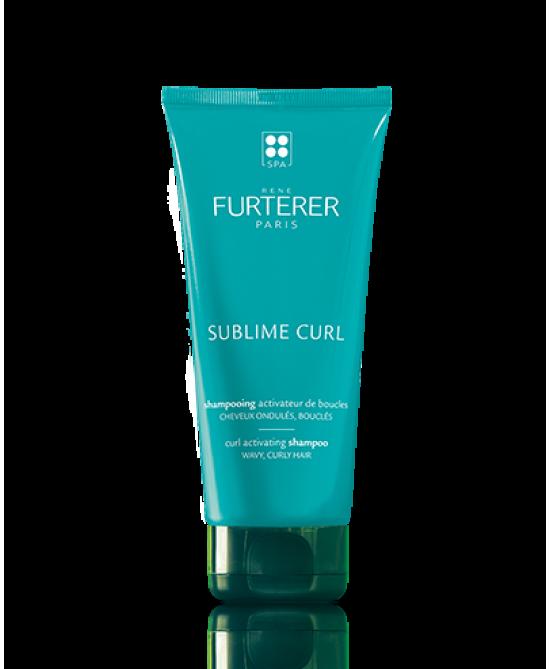 René Furterer Sublime Curl Shampoo Attivatore Di Ricci 100ml - Farmacento