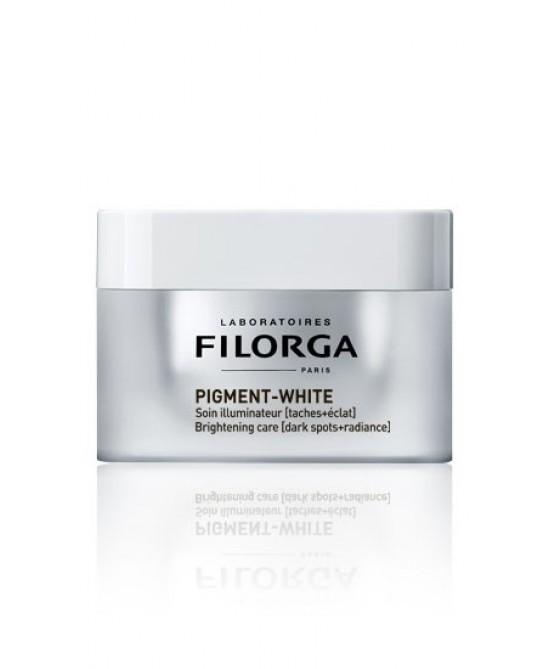 Filorga Pigment White Crema Sbiancante Macchie Scure 50ml - Farmamille