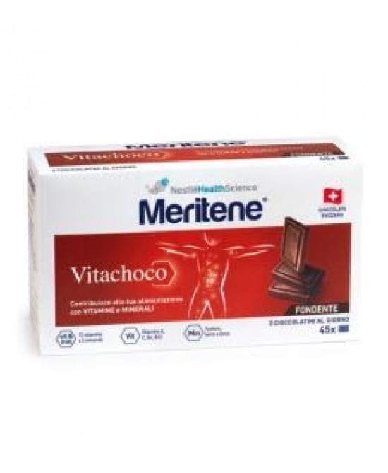 Meritene Vitachoco Fondente 75g - Zfarmacia