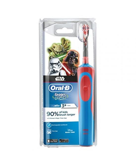 Oral-B Stages Power Star Wars Spazzolino Elettrico Per Bambini - Farmacia 33